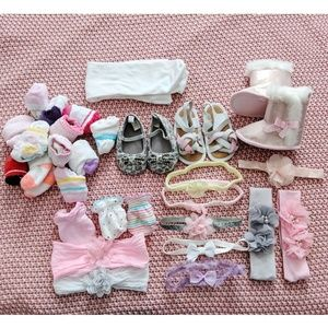 Other - Bundle baby girl accessories